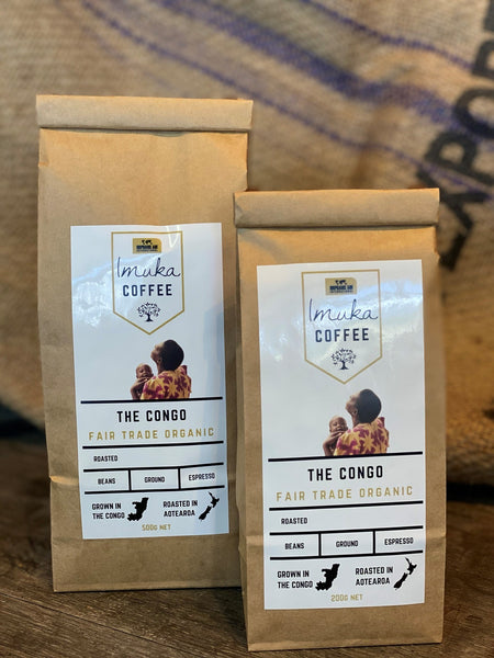 Fair Trade Congo Coffee