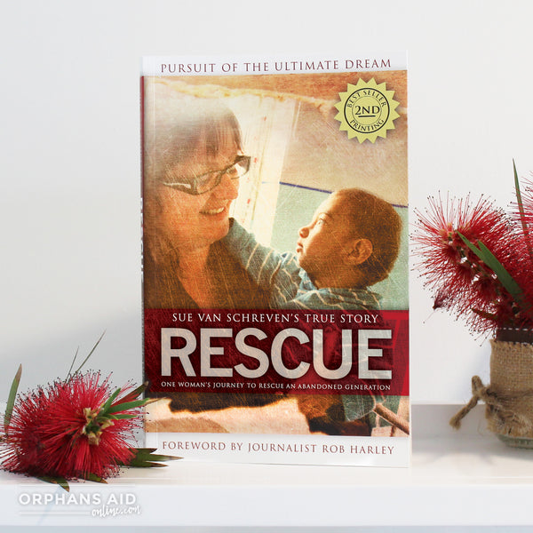 Rescue - Pursuit of the Ultimate Dream - Sue van Schreven