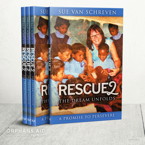 Rescue2: The Dream Unfolds - Sue van Schreven