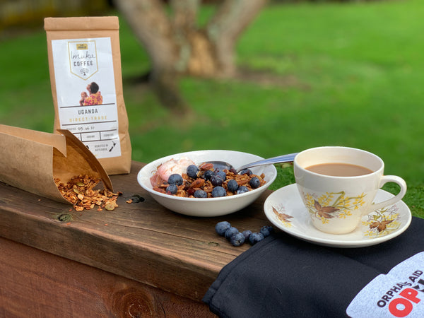 Granola / Coffee Pack - Beans