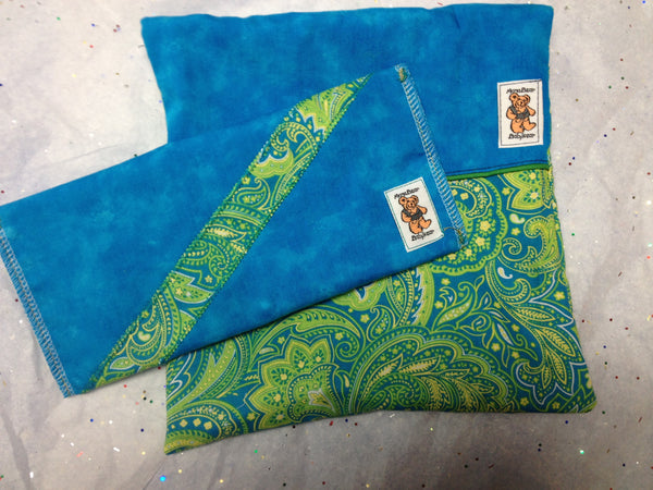 MamaBear Medium Pad Wallet, wipes pouch, wet bag - Choose from Available Stock