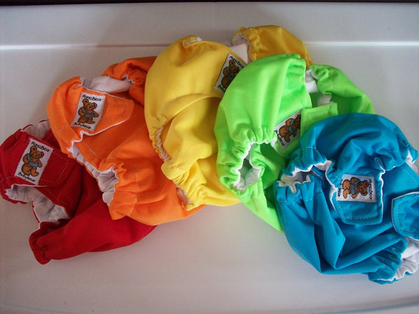 MamaBear Babywear Try Cloth Diapering Kit: Perfect for Baby Showers