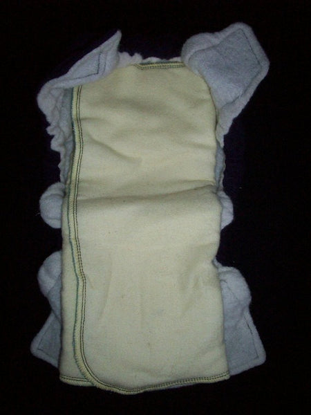 MamaBear Babywear One Size Fits All -Try Wool Cloth Diapering Kit