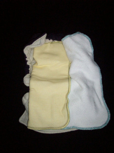 MamaBear Babywear One Size Fits All - AI2/AIO/All in Two - Try Cloth Diapering Kit