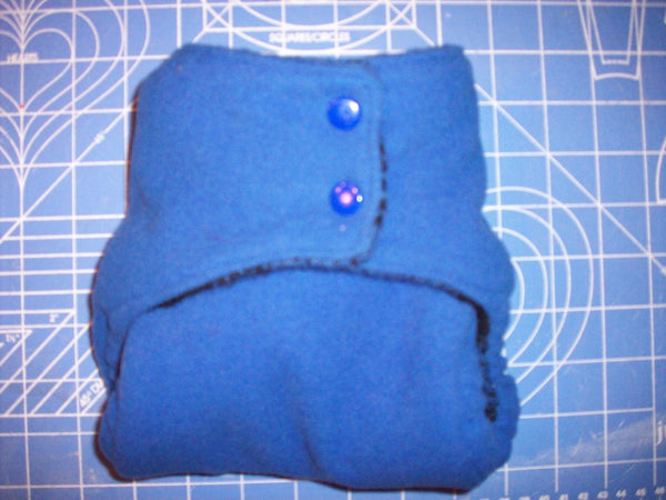MamaBear One Size Wool Diaper Cover Wrap - You choose color and weight