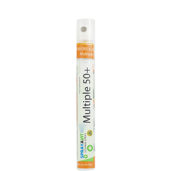 Multiple Vitamin 50+ | Multivitamin Supplements for Senior | Sprayavit