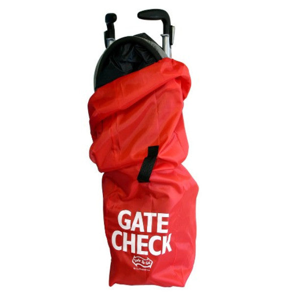 JL Childress Gate Check Stroller Bag – Red cutebabyangels.co.uk