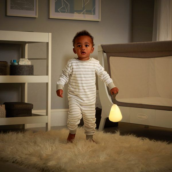 Shnuggle Moonlight Nursery Light & Room Temperature Sensor