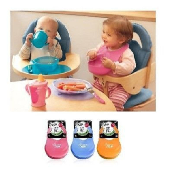 Tommee Tippee Comfi Neck Catch-All  Bib – 3 Colours - Cute Baby Angels Ltd