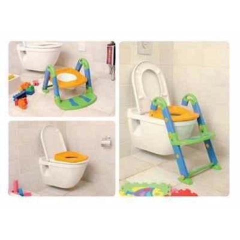 Kids Kit 3 in 1 Potty Training System – Primary Colours - Cute Baby Angels Ltd