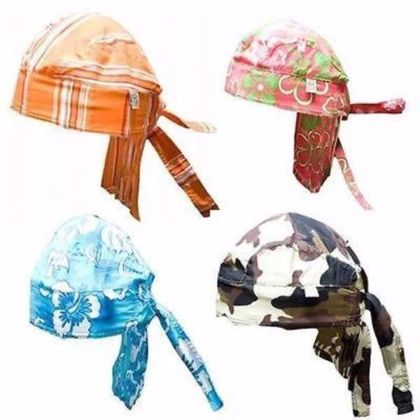 Baby Banz Bandana Sun Hat -4 Designs - Cute Baby Angels Ltd