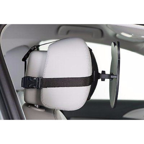 Safety 1st Back Seat Mirror - Rear Facing Seating Swivel Visor - Cute Baby Angels Ltd