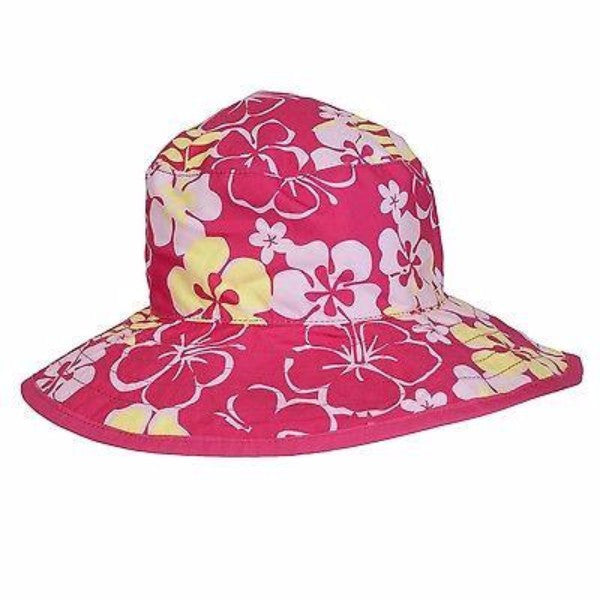Banz Reversible Sun Hat Pink Blossom