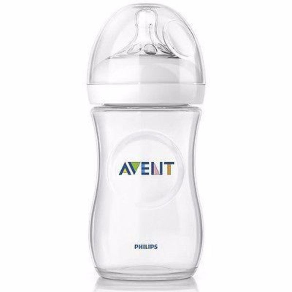 Avent Natural Anti-Colic Baby Feeding Bottle with Teats - 4oz & 9oz - Cute Baby Angels Ltd