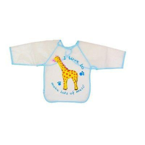 Beautiful Beginning Feeding & Art & Craft PEVA Bib – 2 Designs - Cute Baby Angels Ltd
