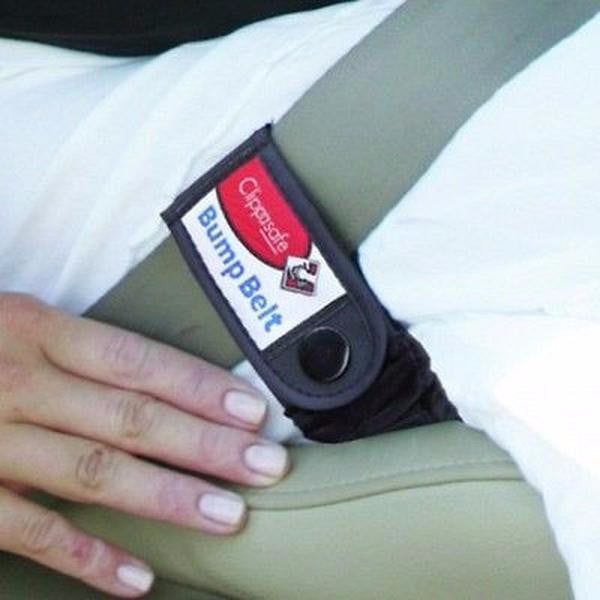 Clippasafe Bump Belt – Pregnancy Seat Belt Positioning System - Cute Baby Angels Ltd