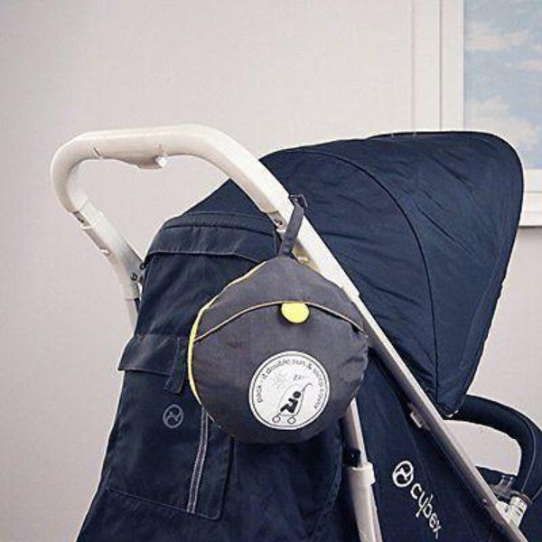Koo-di Pack-it Stroller Sun & Sleep Shade Double - Cute Baby Angels Ltd