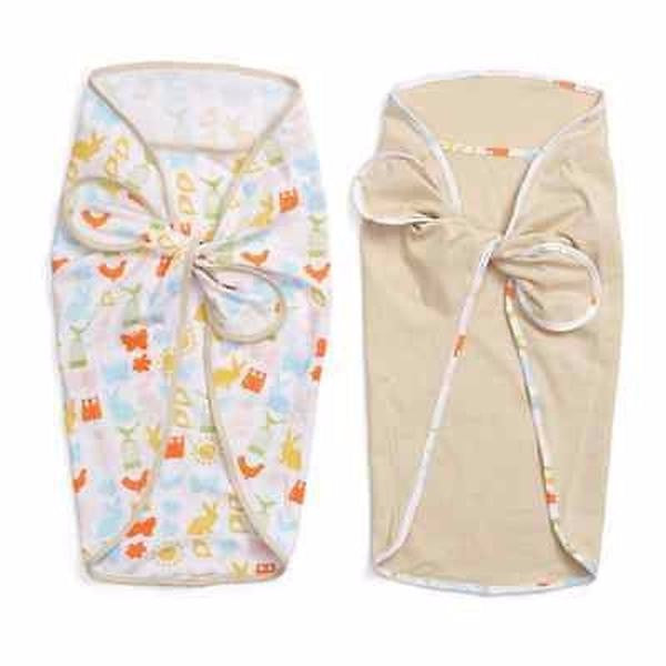 Infantino Cocoon Baby Swaddle Wrap - 0-3 Months – 2 Pack - Cute Baby Angels Ltd