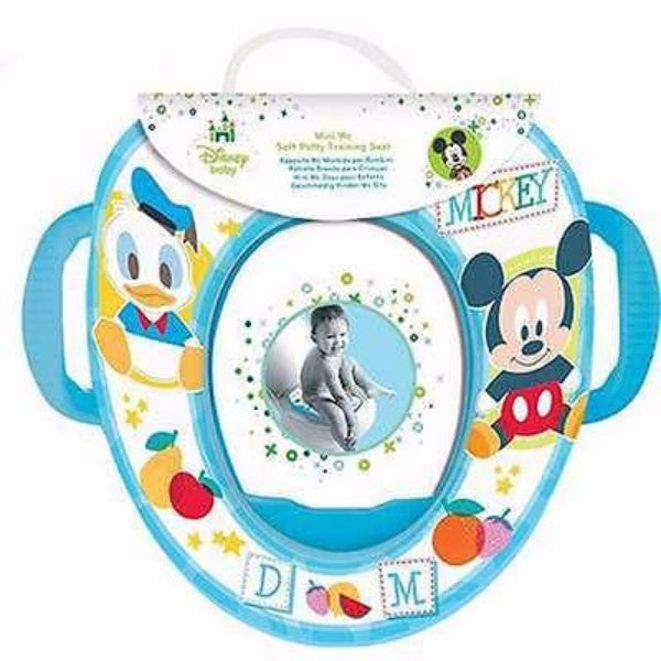 Beautiful Beginnings Disney Mickey Mouse Toilet Trainer Seat - Cute Baby Angels Ltd