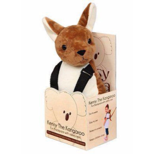 Pipsy Koala Kangaroo Backpack Safety  Harness & Rein - Cute Baby Angels Ltd