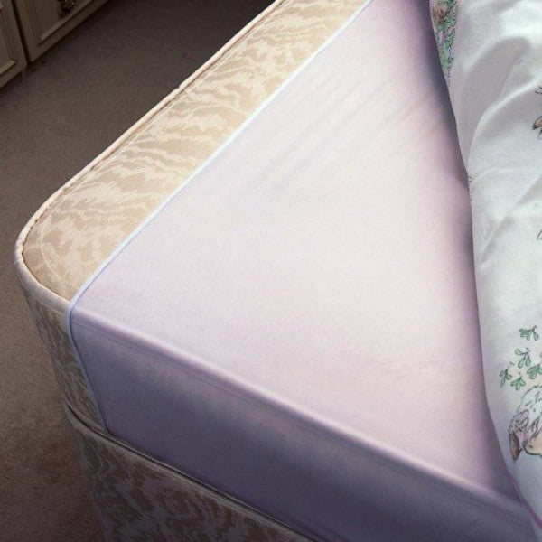 Clippasafe Waterproof Mattress Cover – Cot, Cot- Bed Size - White - Cute Baby Angels Ltd