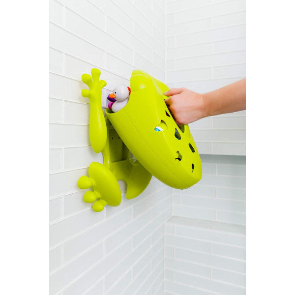 Boon Frog Pod Bath Scoop - Green