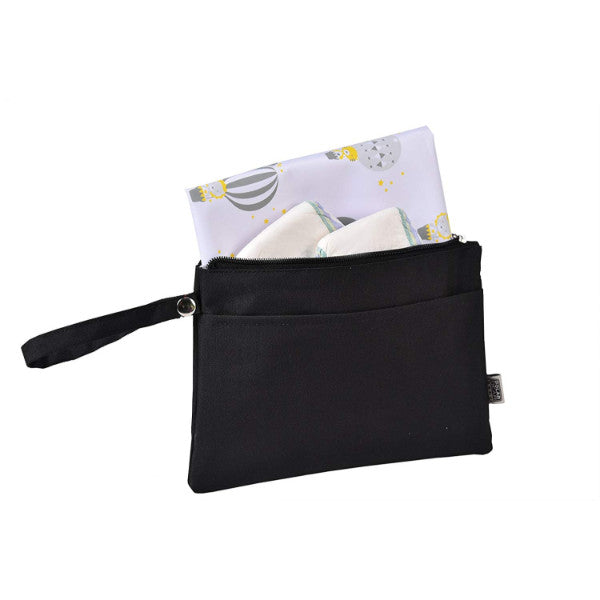 Polar Gear Go Anywhere Changing Wallet – Baby Nappy Changing Travel Kit - BPA FREE - Buy at cutebabyangels.co.uk Free UK Shipping