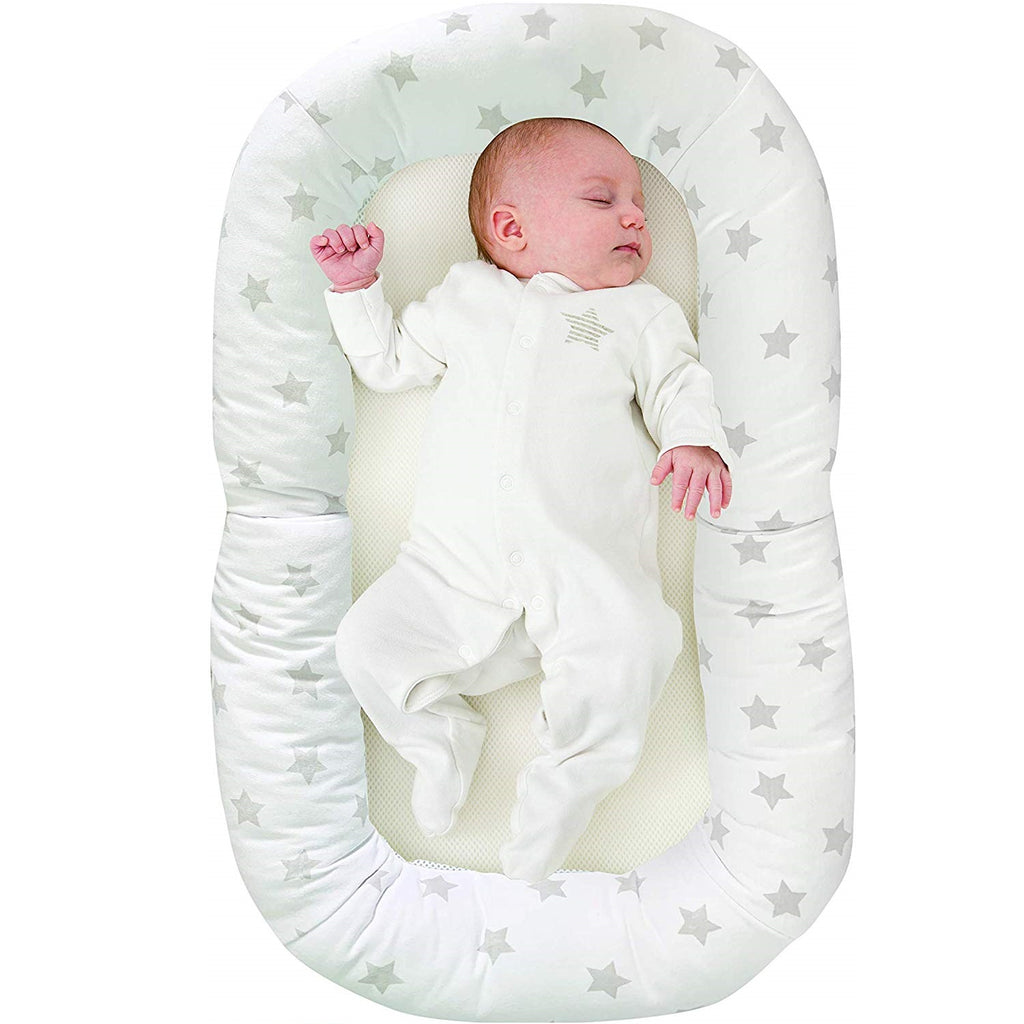 Little Chick Comfort Nest 2 Stage Baby Sleep & Play Bed with Anti Reflux Wedge  cutebabyangels.co.uk