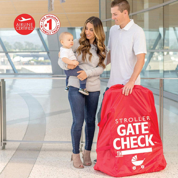 JL Childress Gate Check Bag - Travel Stroller or Car Seat Protective Cover buy at cutebabyangels.co.uk free shipping