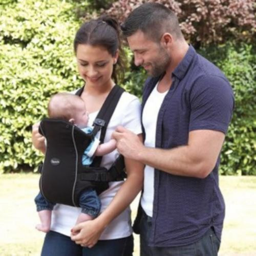 Clippasafe Carramio 2 Way Positions Infant & Baby Carrier - Black cutebabyangels.co.uk Free shipping