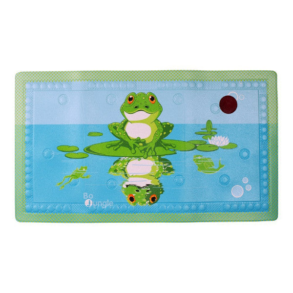 Copy of Bo Jungle B-Bath Mat Non-Slip Baby Safety Pad with Temperature Change Sensor - Frog cutebabyangels.co.uk