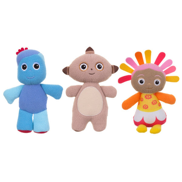 In the Night Garden Cuddle Collectables Baby Soft Toys Assortment – 3 Designs  cutebabyangels.co.uk FREE SHIPPING