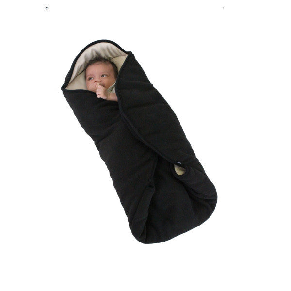 Red Kite Baby Snug Wrap- Black