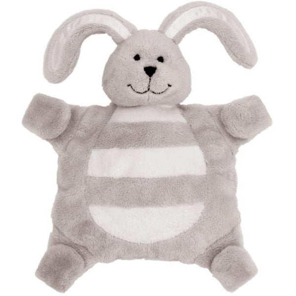Sleepytot Bunny Baby & Toddler Comforter Plush Toy - Grey