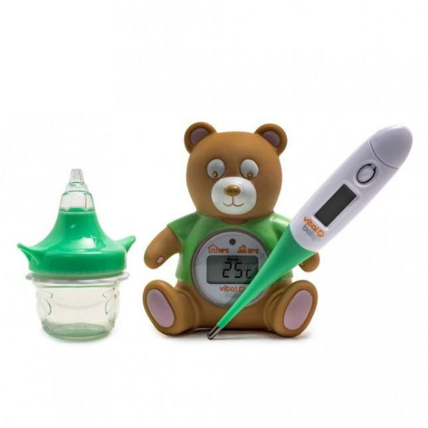 Vital Baby Health & Safety Kit – Fever Scan, Room Temperature, Nasal Aspirator & Carry Case  cutebabyangels.co.uk free shipping