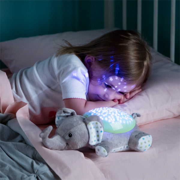 Slumber Buddy Elephant - Musical Mobile & Wall Projector