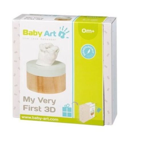 Baby Art My Very First 3D Baby Sculpture on Stand buy at cutebabyangels.co.uk Free Shipping