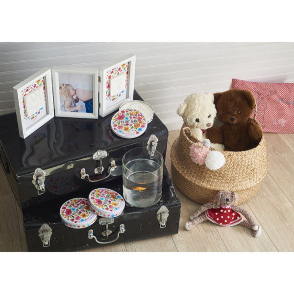 Baby Art Magic Box Precious Keepsake by Carolyn Gavin - Flowers cutebabyangels.co.uk