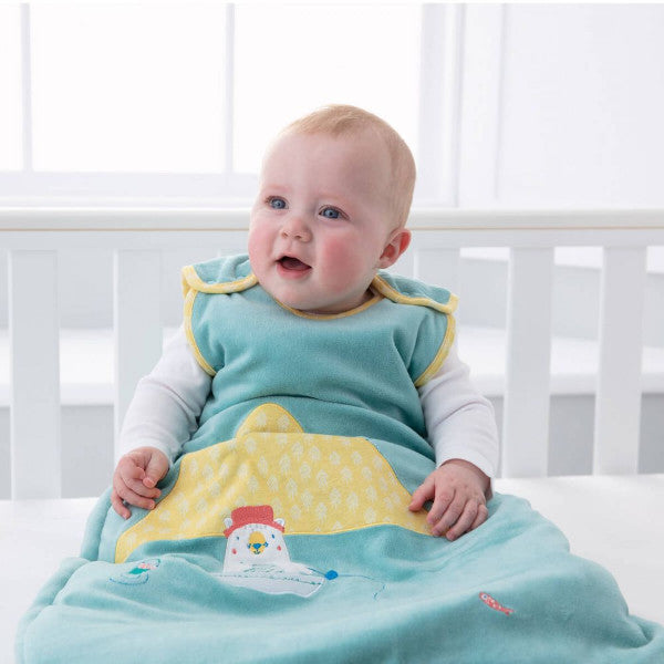 Gone Fishing 18-36m 3.5 Tog Grobag cutebabyangels.co.uk