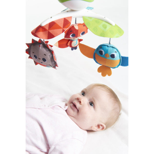 Tiny Love Meadow Days Take Along 3 in 1 Baby Mobile