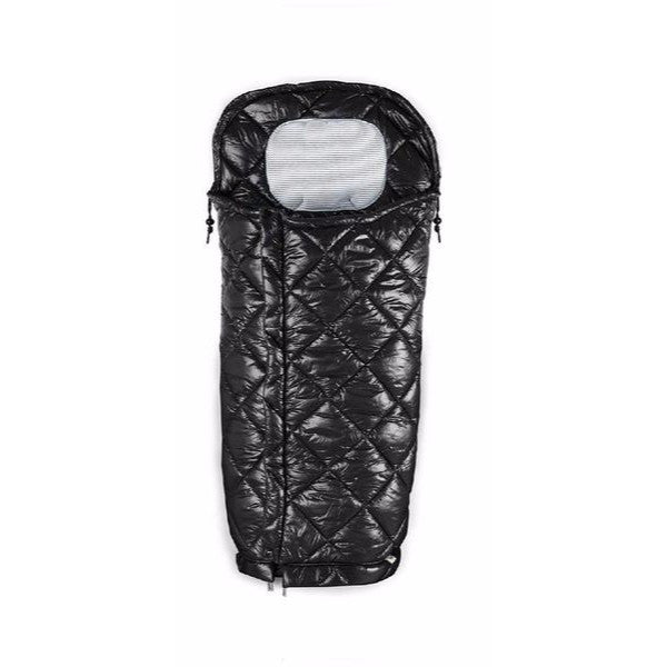 Hauck Warm Me Quilted Cosytoe - Black - Cute Baby Angels Ltd