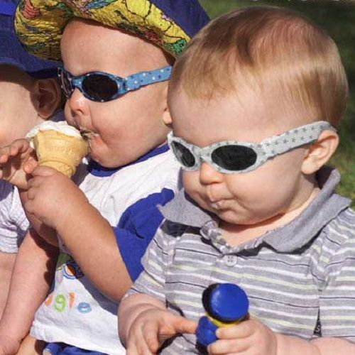 Dooky Banz Baby Sunglasses 0-2 Years - Adjustable Strap shop at cutebabyangels.co.uk