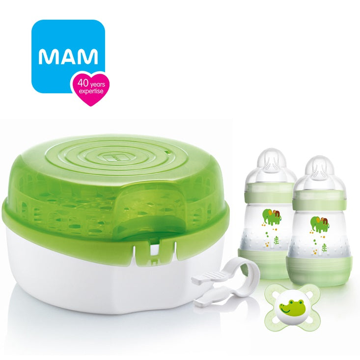 MAM complete Feeding Set cutebabyangels.co.uk