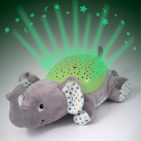 Slumber Buddy Elephant - Musical Mobile & Wall Projector cutebabyangels.co.uk