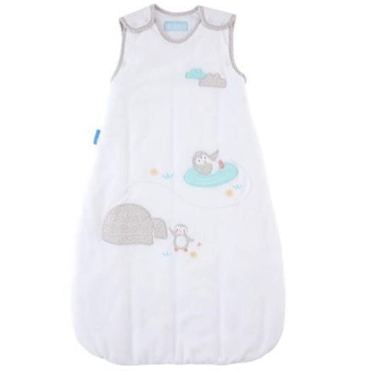 Grobag Playful Penguins 3.5 Tog Sleeping Bag - New Design