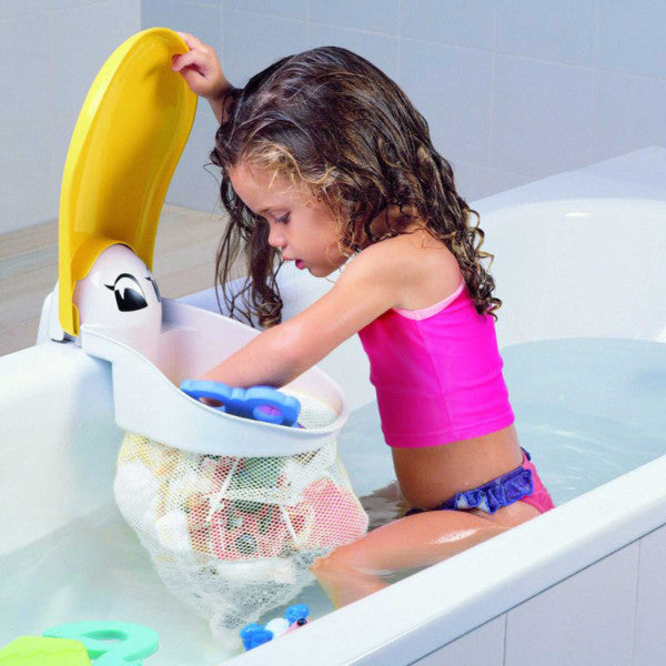 Kids Kit Pelis Play Pouch - Bath Toys Organizer