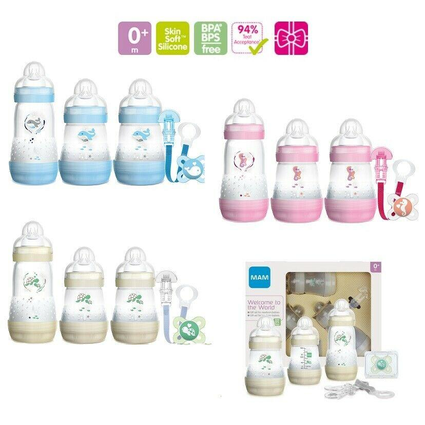 MAM Feeding Starter Set cutebabyangels.co.uk