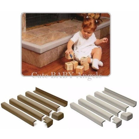 Prince Lionheart Cushiony Fireplace Guard with Corners - 2 Colours - Cute Baby Angels Ltd