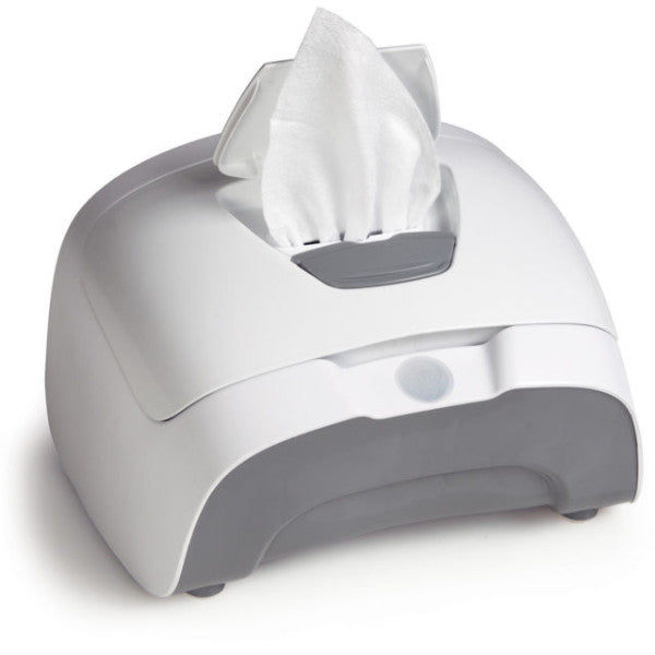 Prince Lionheart Wipes Warmer Pop Grey  www.cutebabyangels.co.uk