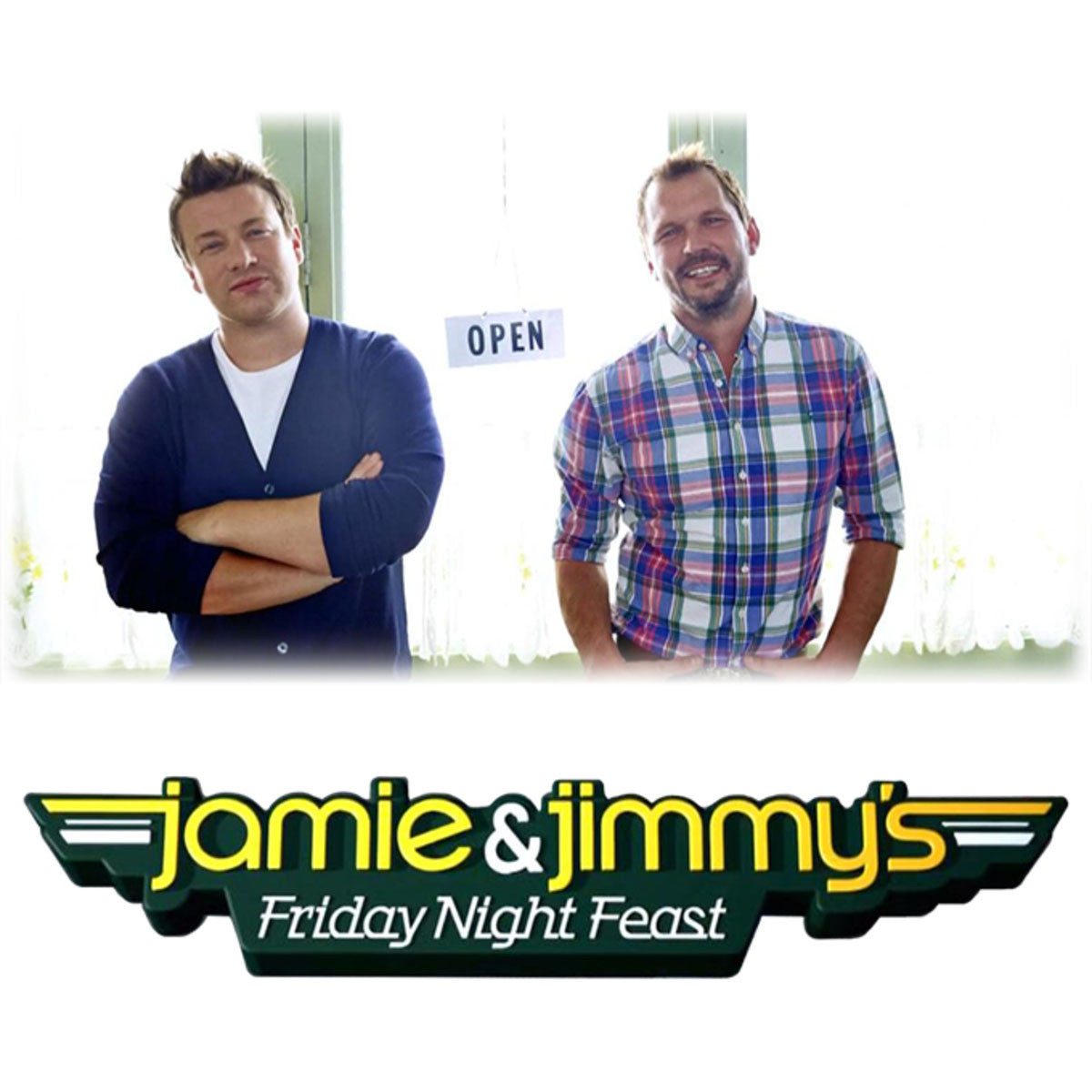 Jamie Oliver and Jimmy Doherty Friday Night Feast - Featuring The Original Maids of Honour